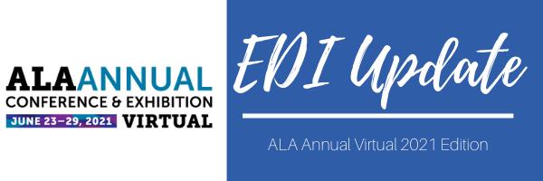 ALA Annual Update