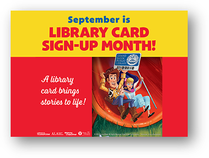 Library cards fuel academic achievement, lifelong opportunity