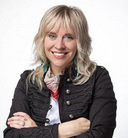 image of 2020-21 Core President-elect, Lindsay Cronk